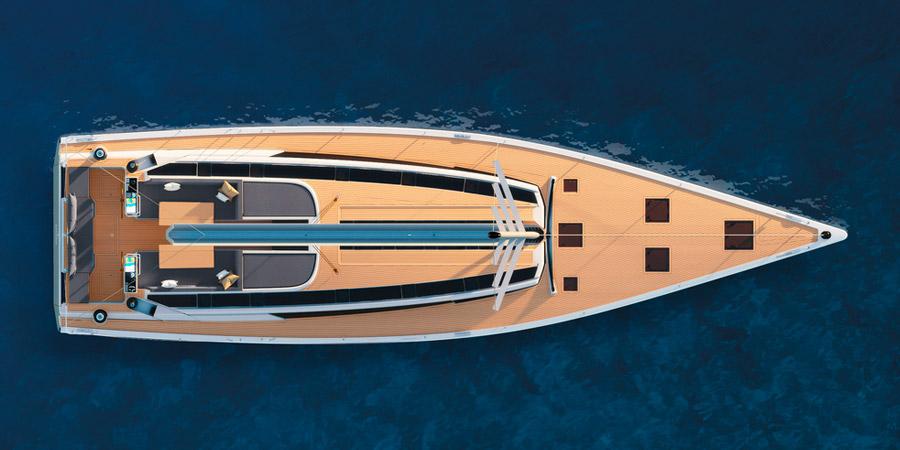 Bavaria C65 boot Dusseldorf 2018