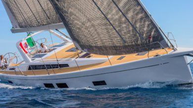Photo of Grand Soleil revealed the new 52LC first photos