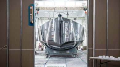 Photo of After almost 9 months, the Volvo Ocean 65 fleet is reborn. VIDEO