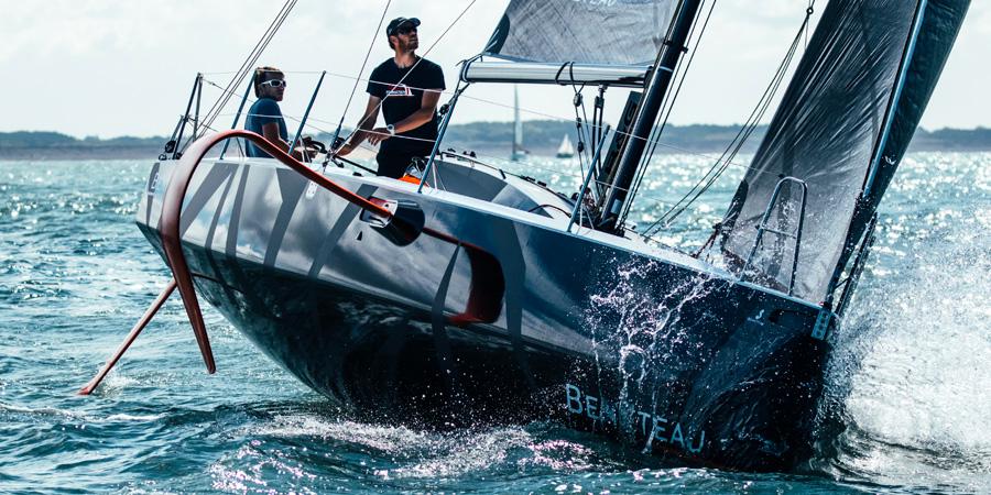 figaro Beneteau 3 United States sailboat show