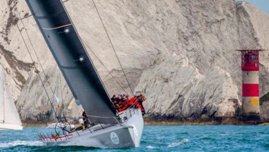 Photo of Near 400 yachts registered for the legendary Rolex Fastnet Race