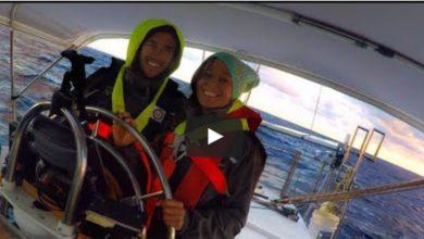 Photo of Sailing Nandji – Ep 42, Problems at sea & 50 knots