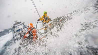 Photo of The Men, The Boats and… The Biggest Waves! VIDEO