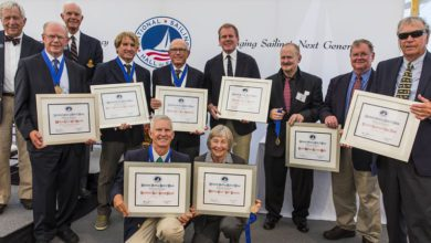 Photo of National Sailing Hall of Fame inducts 8 New Sailing Heroes