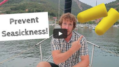 Photo of Sailing Britaly: How To Prevent Seasickness!