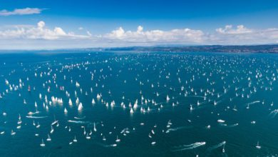 Photo of Way of Life Wins Barcolana, The Largest Sailing Race In The World