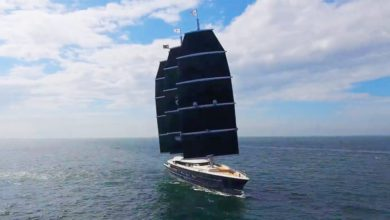 """Photo of Black Pearl: Please, Don't Call It a """"Sailing Yacht"""""""