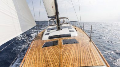 Photo of Dufour 520 Grand Large, powerful sailing that is easily managed