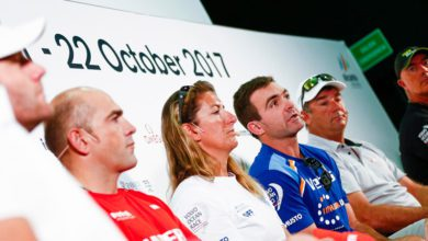 """Photo of Volvo Ocean Race 2017-18: Seven skippers. One goal. """"We all want to win"""""""