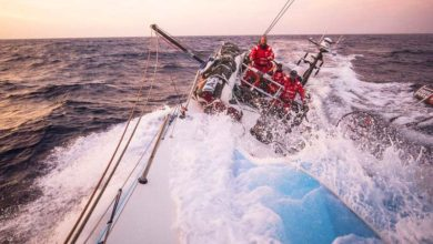 Photo of Volvo Ocean Race: An epic Leg 1 in 230 seconds. VIDEO