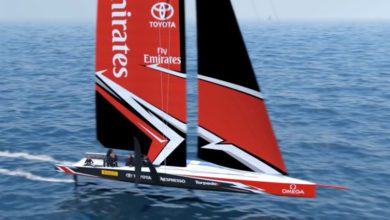 Photo of How the America's Cup Foil Cant System Works. VIDEO