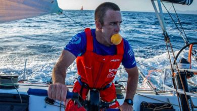 Photo of The life of a Volvo Ocean Race sailor in pictures: eat, sleep, sail, repeat