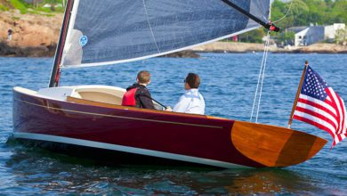 Photo of A Boat we Love: Marblehead 22, Classic Lines and Downeast Style