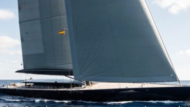 Photo of Discovering Ngoni, the 190ft by Royal Huisman. VIDEO