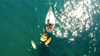 Photo of Nomad Ocean Ep. 4 – Living big on a tiny boat