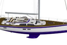 Photo of The new Ambitious Hallberg-Rassy 57 will be Ready in August