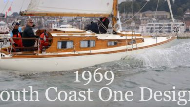 Photo of SCOD 26ft, A Great Example of a 1969 South Coast One Design