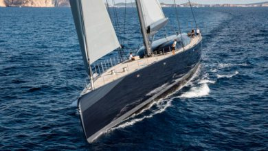 """Photo of DREAMYACHTS. All You Need to Know about Ngoni, the """"Beast"""" signed Royal Huisman"""