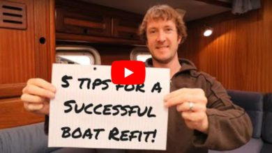 Photo of Sailing Britaly – 5 Tips For a Successful Boat Refit