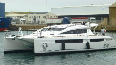 Photo of Hanse launches its first Privilege Series 5 sailing catamaran