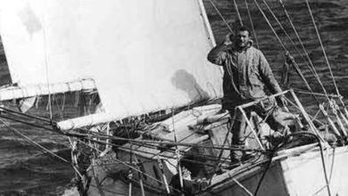 Photo of 50 Years Ago Robin Knox-Johnston Made History