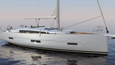 Photo of The new Dufour 430 Grand Large will Debut at Cannes Yachting Festival 2018