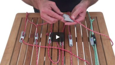 Photo of APS Expert Advice: Sailboat Cleat Options Explained. VIDEO