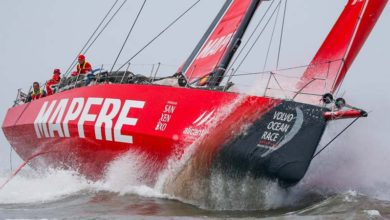 Photo of Volvo Ocean Race Leg 9: 3 Teams in 3 Points, the Gloves are Off