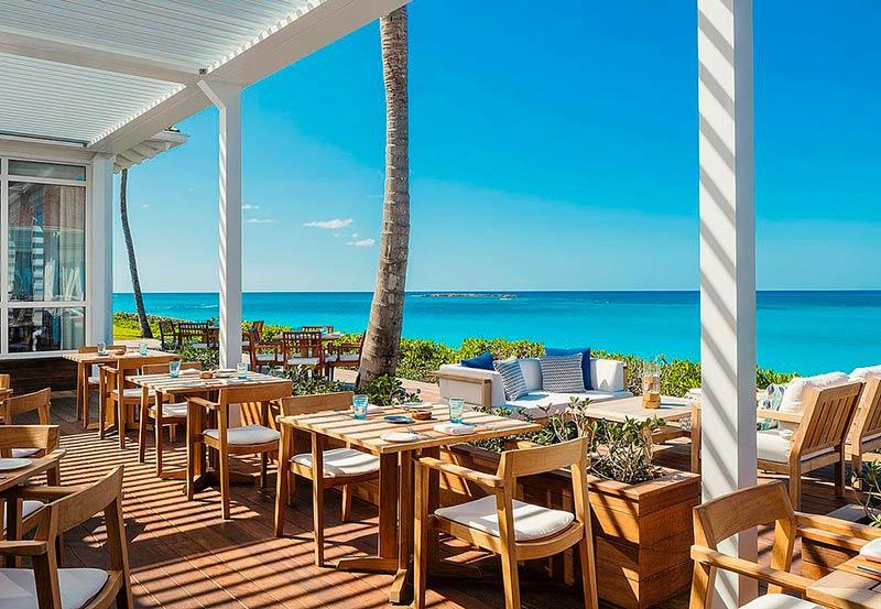 perfect sailing destination dune bar bahamas