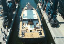 Photo of The Italian 30mt Vismara Bebivi has Been Launched. VIDEO
