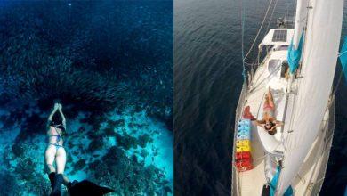 Photo of Sailing Nandji Ep. 89 – Life at Sea in the Doldrums