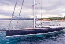 Photo of A80 JIKAN, the new 80-footer by Advanced Yachts Debuts at the Genoa Boat Show