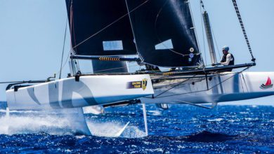 Photo of GC32 Racing Tour returns to Villasimius, 'Polynesia of the Mediterranean'