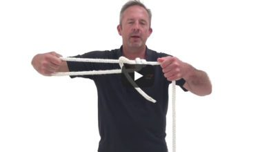 Photo of APS Expert Advice: How to Tie a Bowline Knot in the Dark