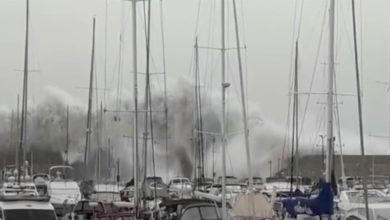 Photo of Storm Destroys Hundreds of Yachts in Northern Italy