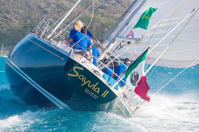 Sayula II the weekend sailor