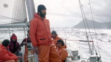Photo of The Whitbread Round the World Race 1973-74 Official Film