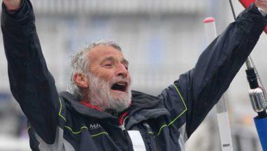 Photo of Jean-Luc Van Den Heede wins Golden Globe Race after 211 days at sea