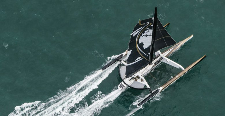 Photo of Jules Verne Trophy: Spindrift 2 Tries It Again