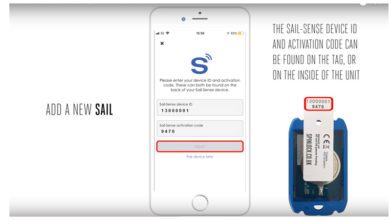 Photo of Spinlock Sail-Sense Helps You Be Smarter About Your Sail Management