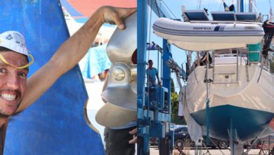 Photo of Sailing Nandji Ep 122 – Sneaky Getaway to Thailand… The COSTS of a Refit $$