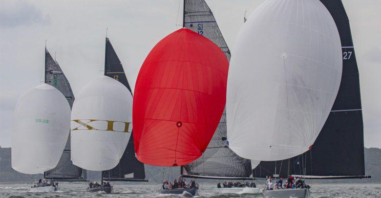 12 meters Newport
