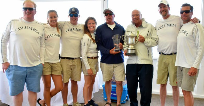 Photo of Newport Trophy Regatta Showdown Won By Columbia, Challenge XII And New Zealand