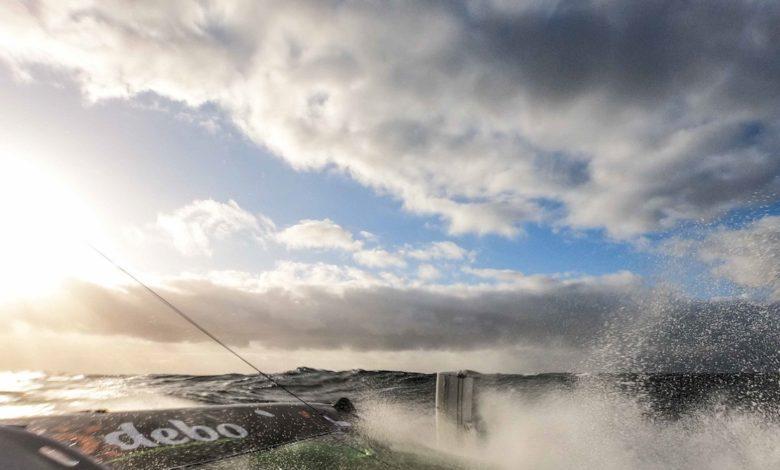 Photo of Brest Atlantique: Upwind Conditions Averaging Around 30 Knots