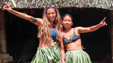 Photo of Sailing Nandji Ep 144 – Sailor Girl Lives With Mentawai Tribe