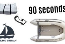 Photo of Sailing Britaly: How To Inflate a Tender in 90 Seconds