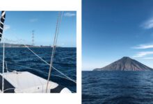 Photo of When Sailing Tropea and the Straight of Messina