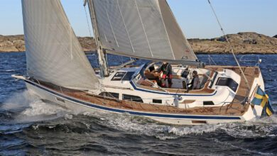 Photo of 7 New Sailboats Revealed In The Latest Months