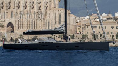 Photo of Yes, The SW96 Seatius Was In Palma de Mallorca