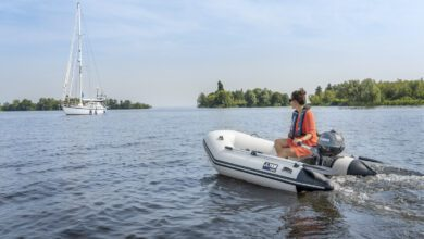 Photo of Yamaha Redesigned Its YAM Inflatable Tender Range